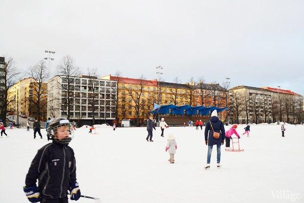 Район Каллио, тёмная сторона Хельсинки. Изображение №1.