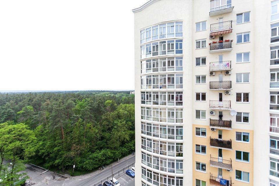 Двухкомнатная квартира с видом на лес. Изображение № 19.