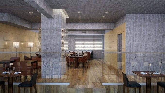 НаОрловской улице откроется ресторан Kontora сшеф-поваром изНорвегии . Изображение № 1.