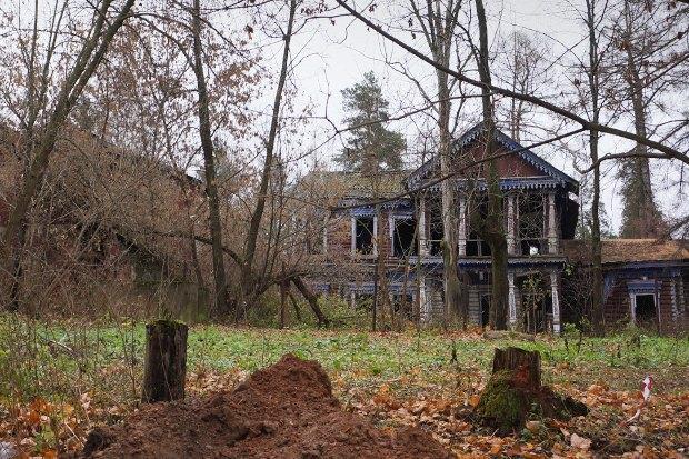 Личный опыт: Как спасти заброшенные усадьбы вПодмосковье. Изображение № 7.