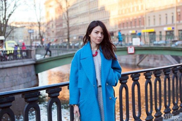 Внешний вид (Петербург): Лера Нена, сотрудник Луук Design Market. Изображение № 2.