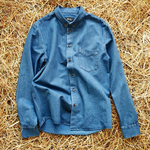 Вещи недели: 15 джинсовых рубашек. Изображение №5.