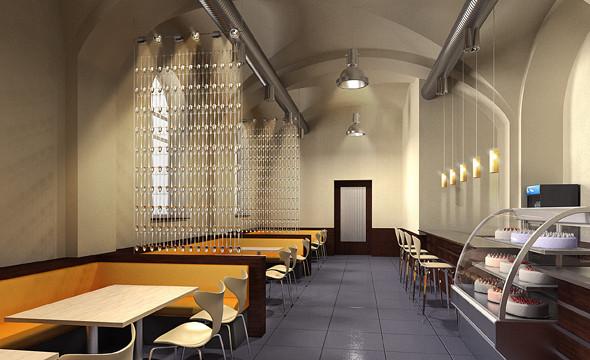 Кафе-столовая «Мариинский буфет», Санкт-Петербург, Литейный пр., 56.. Изображение № 62.