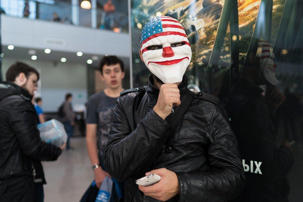 Фрики и гики: Как прошёл второй московский Comic Con. Изображение № 28.