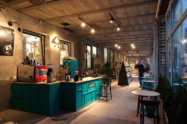 6кафе, баров иресторанов, открывшихся вноябре. Изображение № 6.