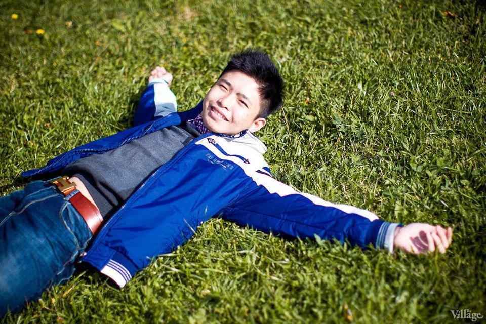 Люди в городе: Любительские фотосессии в парке. Изображение № 9.