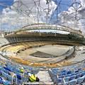 Выходит на арену: Как реконструировали стадион «Олимпийский». Изображение № 18.