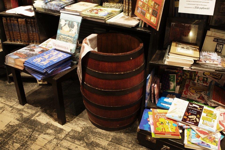 6 маленьких книжных: Секреты выживания вМоскве. Изображение № 46.