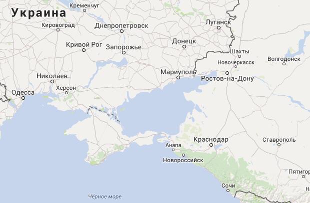 Проверить TripAdvisor из-за карты России без Крыма (обновлено). Изображение № 1.