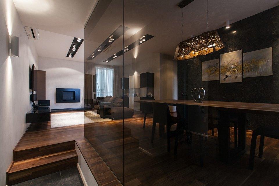 Квартира для семьи  с минималистским интерьером. Изображение № 10.