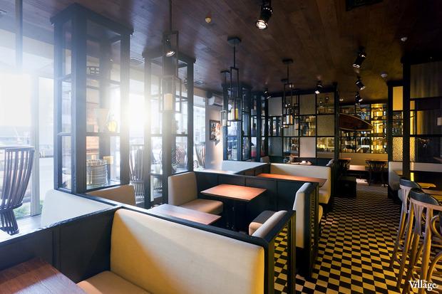 Новое место (Петербург): Ресторан-бар Solnce. Изображение № 6.