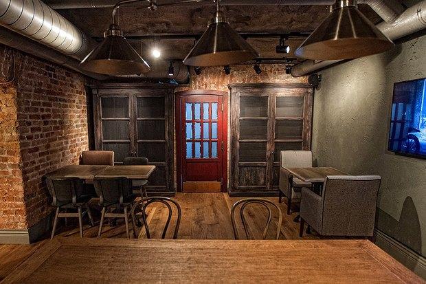 На месте «Голубки» наПокровке открылся бар 19 Bar&Atmosphere. Изображение № 5.