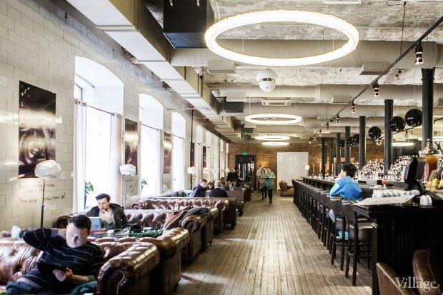Новое место: Кафе, бар и магазин WT4. Изображение № 3.