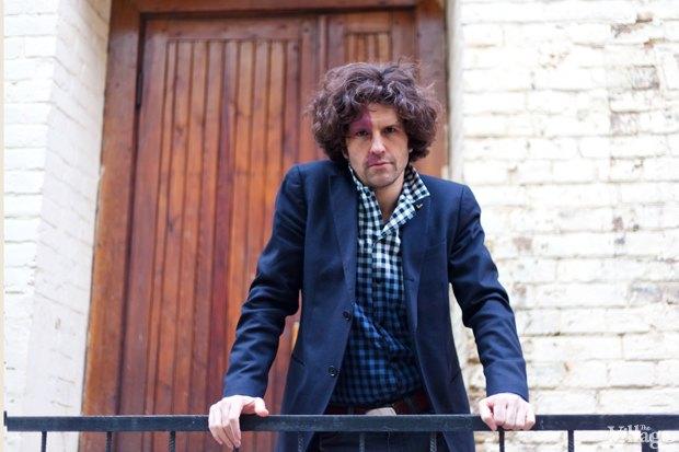 Гости столицы: Музыкант Луи Франк. Зображення № 2.