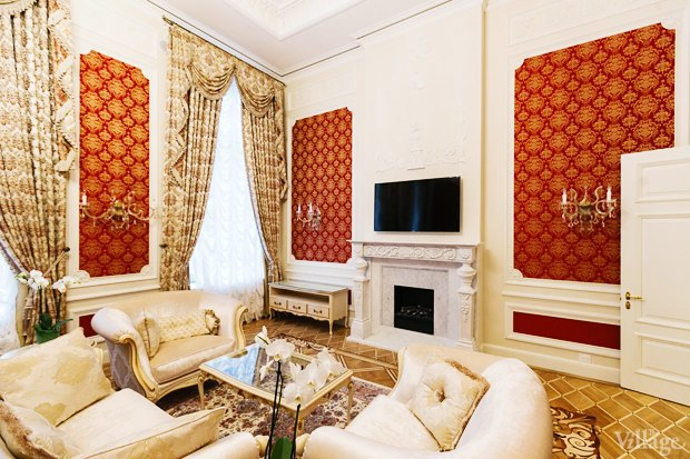 Фото дня: Как выглядит отель Государственного Эрмитажа в Петербурге. Изображение № 5.
