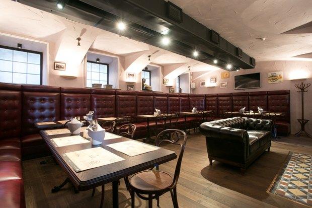 Ресторанная группа Italy открыла бельгийский паб. Изображение № 5.