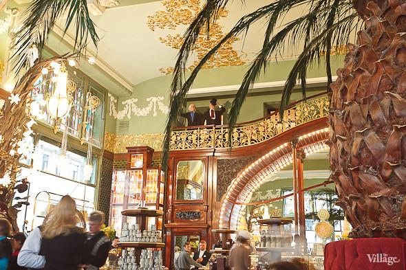 Фоторепортаж: Открытие отреставрированного «Елисеевского магазина». Изображение № 18.