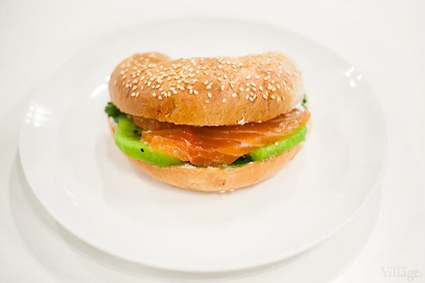 9 мест в центре с сэндвичами, бургерами и бейглами. Зображення № 4.