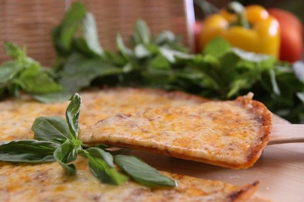 Пицца «Маргарита» — 310 рублей. Изображение № 3.