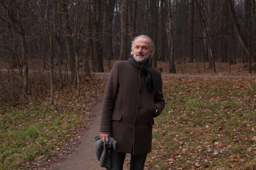 Олег Нестеров — обИзмайловском парке . Изображение № 1.