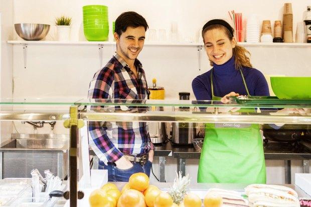 Салат-бар Fresh&ko. Изображение № 11.