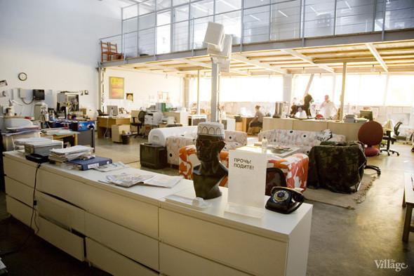 Офис недели: The Creative Factory. Изображение № 2.