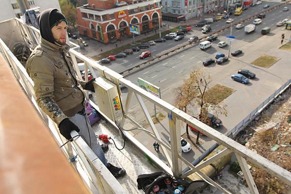 В Киеве появились граффити площадью в 336 кв. м. Зображення № 5.