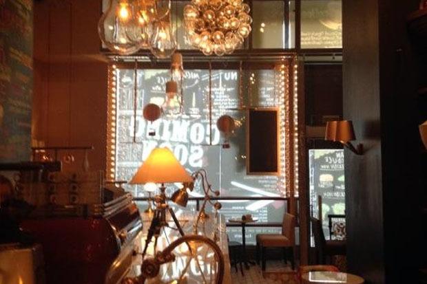 На днях в доме Мертенса открется ресторан-кондитерская Bengel & Zaek. Изображение № 8.