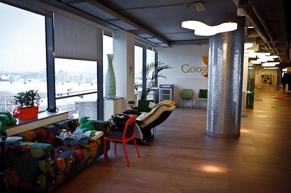 Офис недели: Google (Петербург). Изображение № 11.