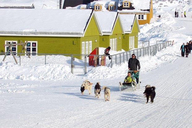 Как утепляются жители Канады, Швеции, Норвегии и Гренландии. Изображение № 19.