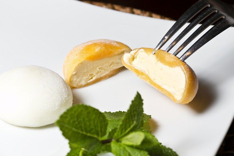 Мороженое: 32вида снеобычными вкусами. Изображение № 33.