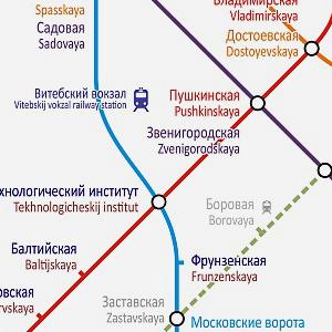 Карты на стол: 11 альтернативных схем петербургского метро. Изображение №12.