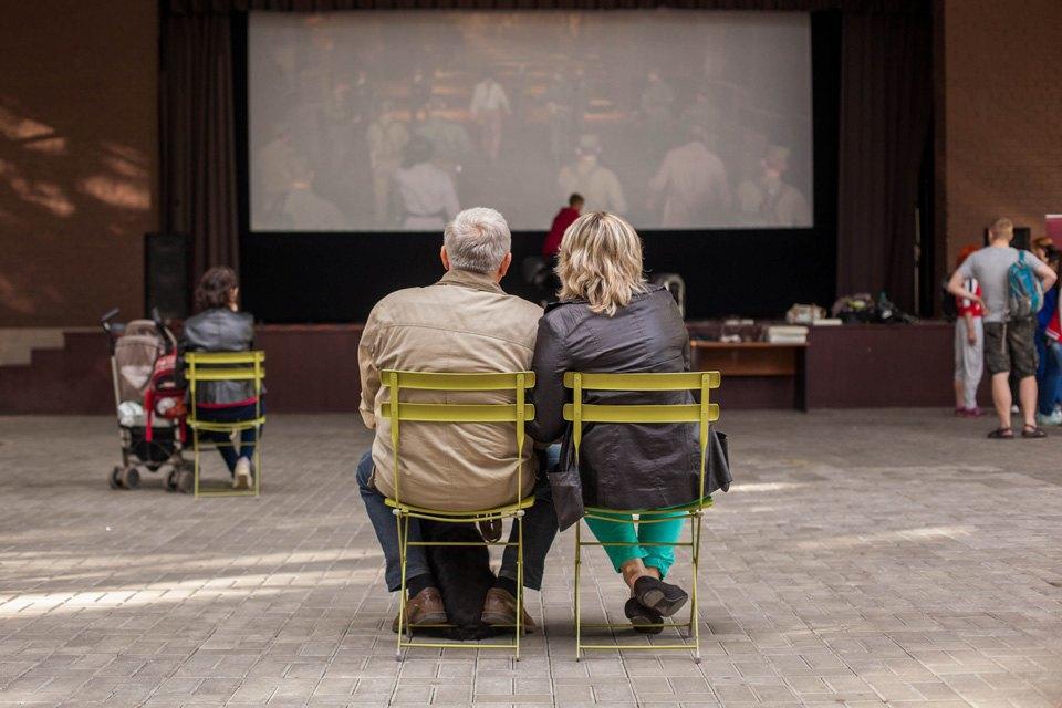 12 кинотеатров под открытым небом вМоскве. Изображение № 10.