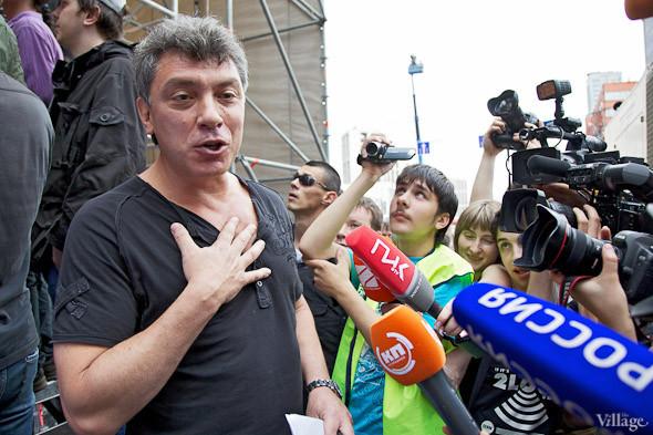 Фоторепортаж: «Марш миллионов». Изображение № 36.