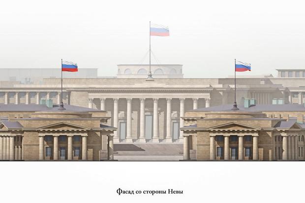 Квартал судей построят по проекту Максима Атаянца. Изображение № 6.