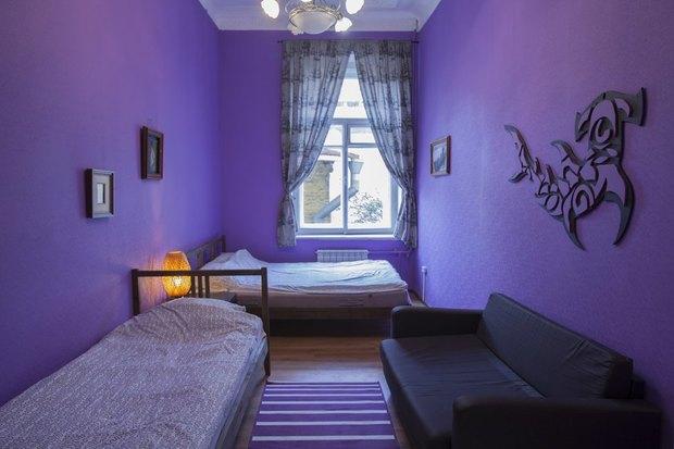 Создатели Hello Hostel открыли хостел вКовенском переулке. Изображение № 2.