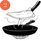 Рецепты шефов: Тёплый салат изутиной грудки магре. Изображение № 4.