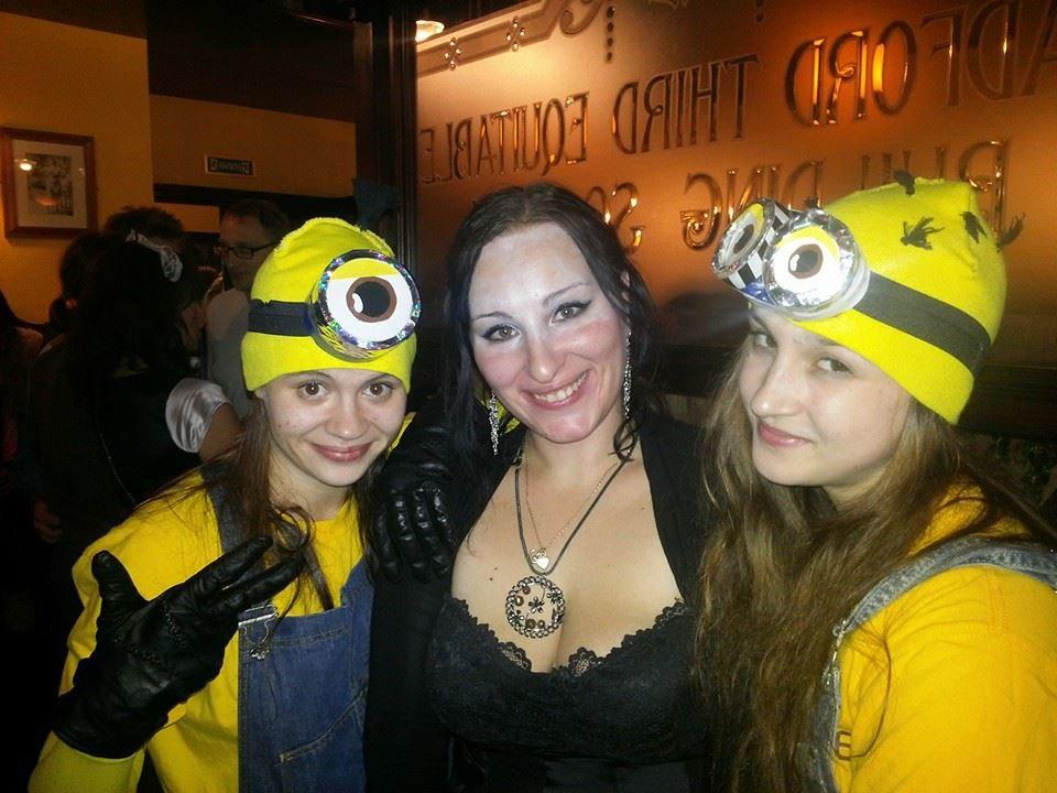 Московский Хеллоуин в снимках Instagram. Изображение №26.