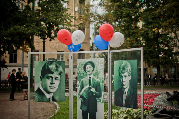 Универсальное поздравление: День города на московских улицах. Изображение № 11.