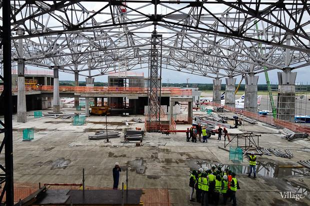 Фоторепортаж: Каким будет новый терминал Пулкова. Изображение № 26.