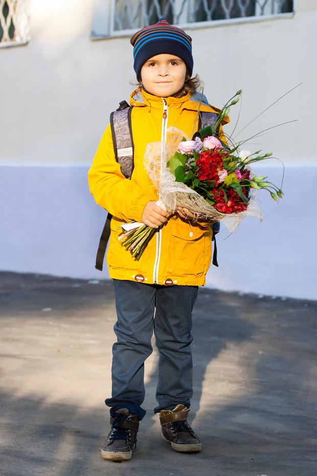 Дети в городе: Как одеты школьники. Изображение № 5.