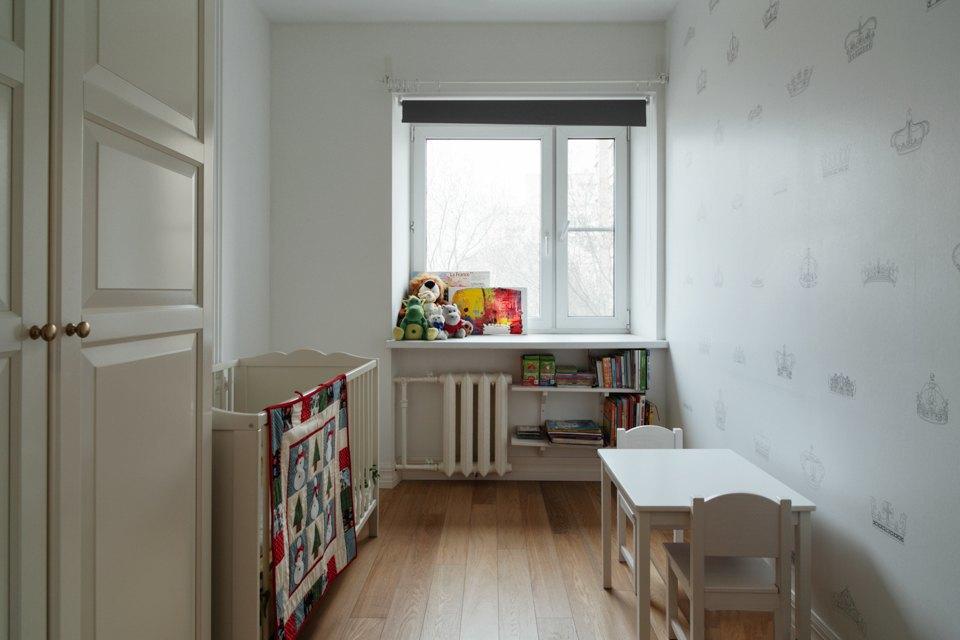 Трёхкомнатная квартира вГагаринском переулке. Изображение № 15.
