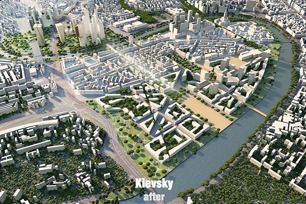Представлены доработанные проекты развития Московской агломерации. Изображение № 4.