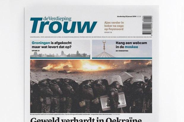 Взгляд со стороны: Западные СМИ — о событиях на Украине. Изображение № 28.