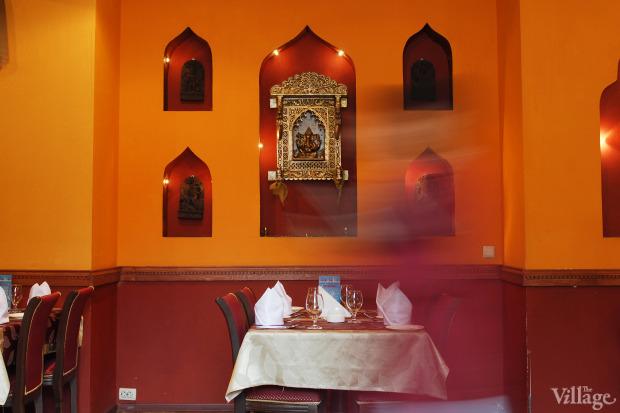 Любимое место: Наталья Фишман об индийском ресторане «Аромасс». Изображение № 3.