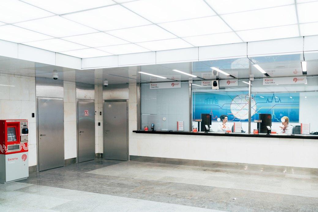 Как устроена новая станция метро «Румянцево». Изображение № 16.