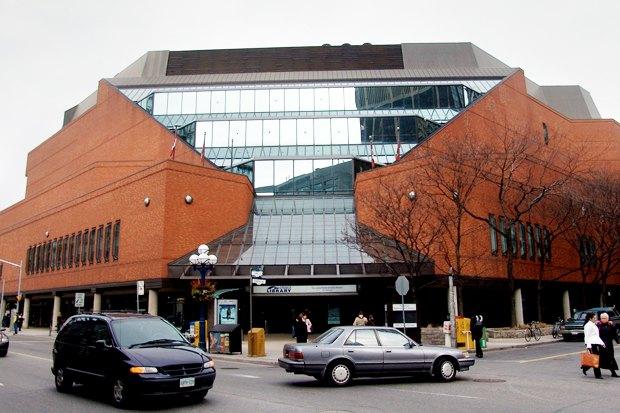 Городская библиотека в Торонто. Изображение № 7.