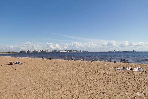 Гид по пляжам в городе и на заливе. Изображение №33.