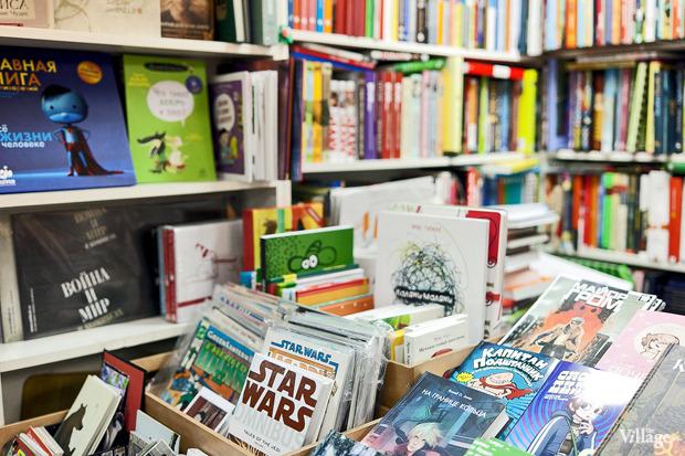 Раскадровка: 6 магазинов илавок с комиксами вПетербурге. Изображение № 35.