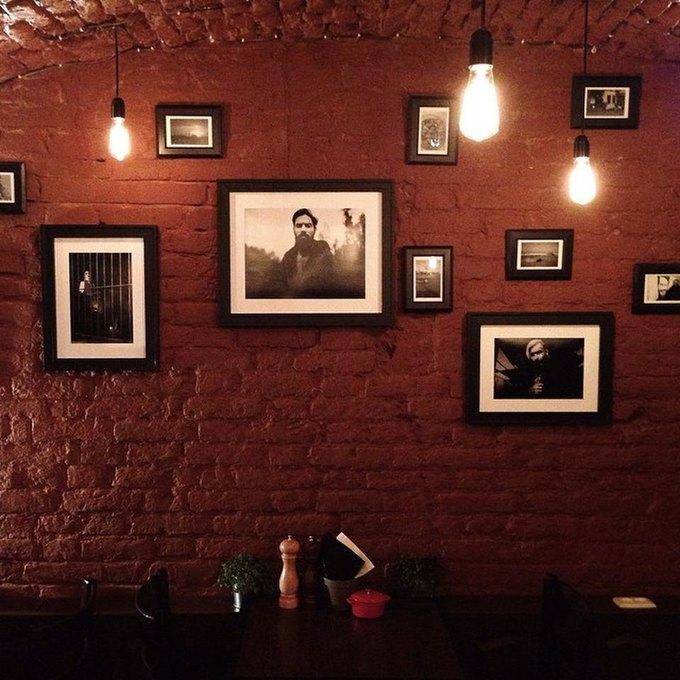 На Фонтанке открывается кафе «Какие люди!». Изображение № 1.